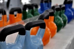 fitness dla amatorów wrażeń - kettlebells